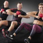 Entrenamiento físico en el padel
